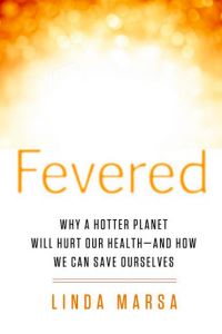 Book cover, Fevered