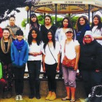 Central Coast Youth group shot at Farmworker Appreciation Day.
